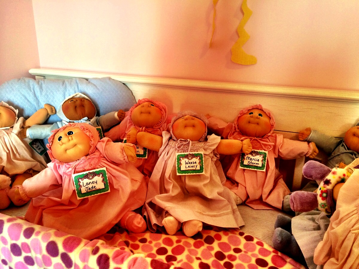 Babyland General Hospital Where Cabbage Patch Dolls Are