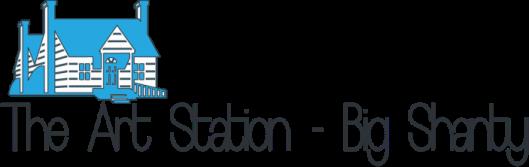 The Art Station Big Shanty - ideas from 365 Atlanta Family