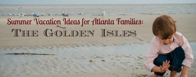St Simons, Georgia - Vacation ideas for Atlanta Families