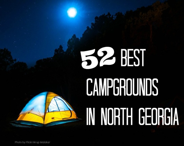 Best Campgrounds in North Georgia