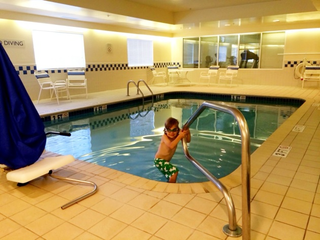 Residence Inn Huntsville - Summer Vacation Ideas for Atlanta Families