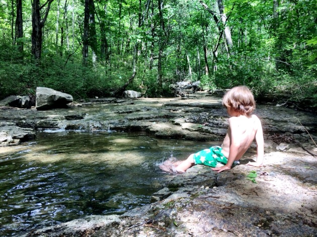 Monte Sano Nature Preserve - Summer vacation ideas for Atlanta families - Huntsville
