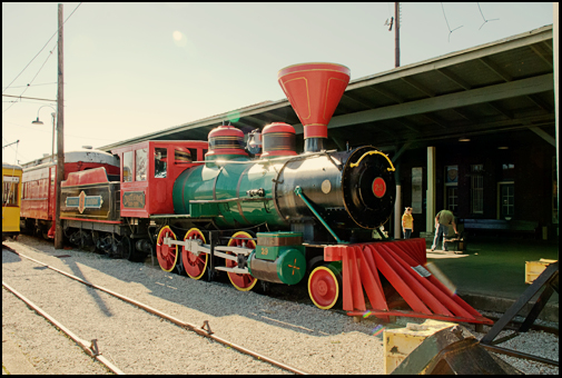 Chattanooga Choo Choo - Summer vacation ideas for Atlanta families
