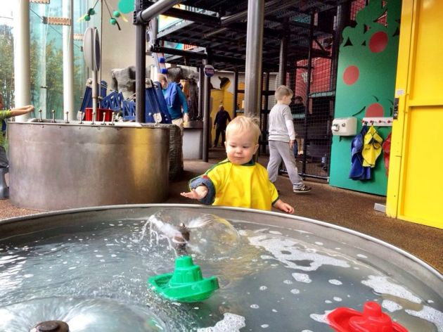Chattanooga Creative Discovery Children's Museum - summer vacation ideas for Atlanta Families