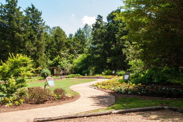 Huntsville Botanical Garden - Summer vacation Ideas for Atlanta Families