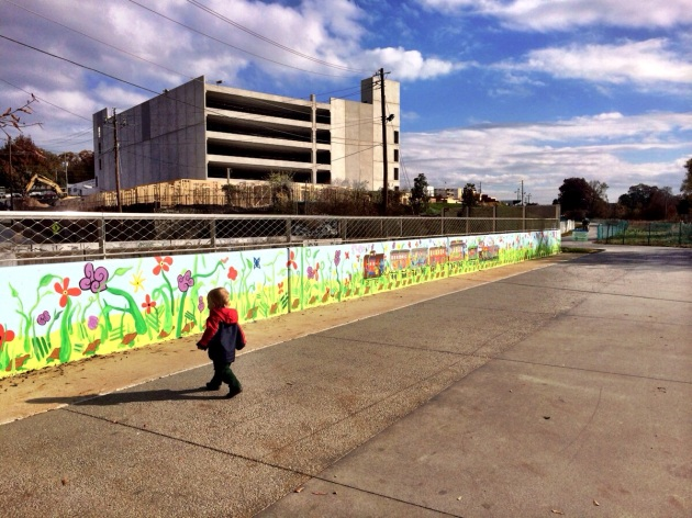 Atlanta Beltline Eastside