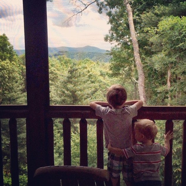 Blue Ridge Georgia - Vacations for Atlanta Families