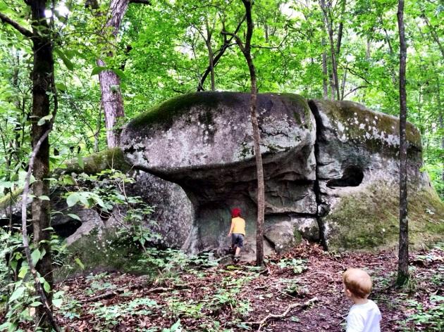Cascade Springs Nature Preserve