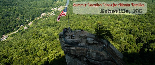 Asheville NC - Summer vacation Ideas for Atlanta Families