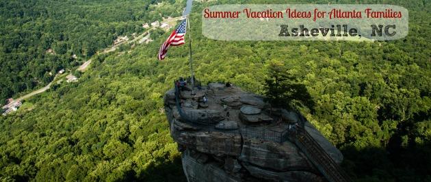 Asheville NC - Summer vacation Ideas for Atlanta Families
