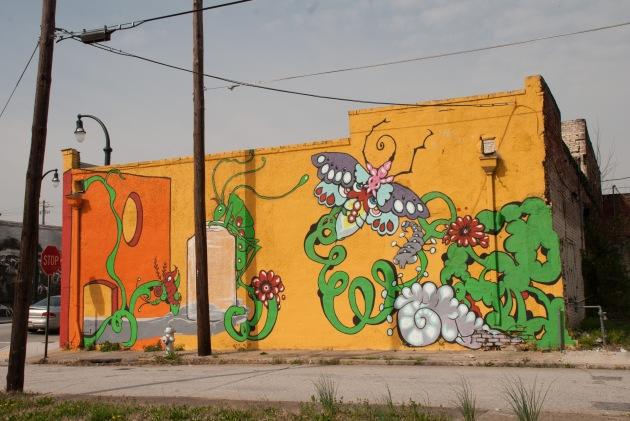 Living Walls Atlanta