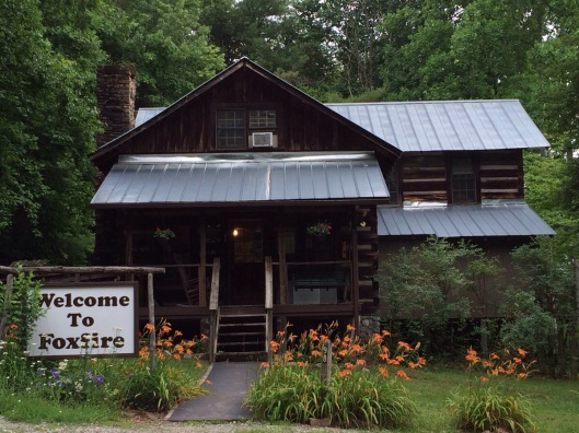 Foxfire Museum - Mountain City - ideas from 365 Atlanta Family