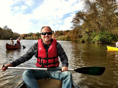 Day-time Date Ideas - Canoe Trip at CNC - ideas from 365 Atlanta Family